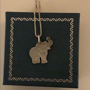 Tiffany & Co Elephant Pendant